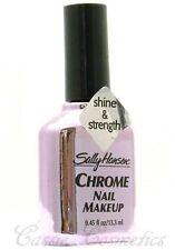 Lot of 3 Sally Hansen Chrome Nail Polish / Nail Makeup -  Myan Ruby # 72