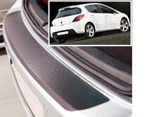 Peugeot 308 Fließheck MK1 - Carbon Stil Hintere Stoßstange Schutz