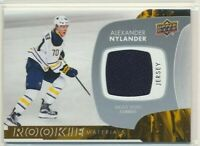 2017-18 Upper Deck Series 2 Rookie Materials Alexander Nylander Buffalo Sabres