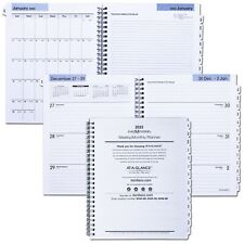 2022 At A Glance Dayminder G545 50 Refill For G545 Weekly Monthly Planner