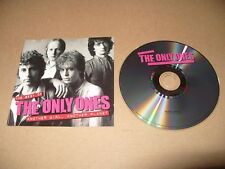 The Only Ones - Best of the Only Ones (Another Girl Another Planet , 2006) cd