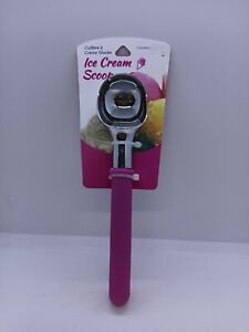Jacent Ice Cream Scoops - Blue or Pink Handle