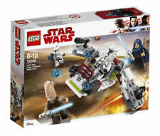 LEGO Star Wars Jedi and Clone Troopers Battle Pack 2018 (75206)