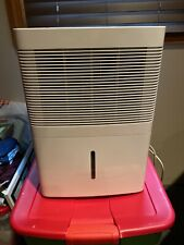 Ge 20 Pint Dehumidifier for Damp Rooms Adew20Ly White 3 Fan Speeds