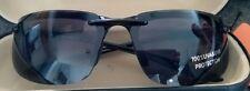 Imported Sport Sunglasses Black Frames 100% UVA UVB MSRP $29.99