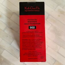 Koh Gen Do Maifanshi Aqua Foundation | Brand New Sealed in Box | Shade 002