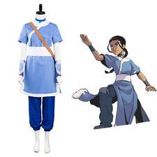 Avatar: the last Airbender Katara Cosplay Costume Carnival Halloween Suit