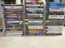 Lotto giochi PS3 usato/nuovi in buone condizioni italiano playstation 3