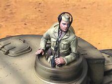 Handbemal Afrika Korps Deutsche Panzerbesatzung 1:16 ( AFW-3)