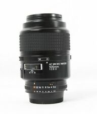 Nikon AF Micro Nikkor 105 mm F/2.8 D Objektiv - vom Händler #0831