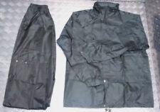 Abrigos y chaquetas de hombre negros de nailon color principal negro