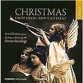 Christmas Concertos & Cantatas, Gritton,Various Composers, Audio CD, New, FREE &