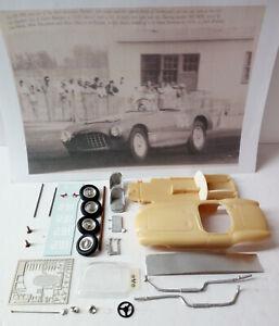1-43 Ferrari 340MM TOURING Santa Barbara US '59 #162  Kit montaggio A&G Model