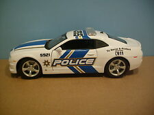 1:18 Scale Mint Collectible Maisto 2010 CHEVROLET CAMARO POLICE CAR Die-cast