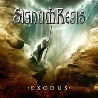 Signum  Regis    exodus        CD    Heavymetal  + Bonustrack    mountain of god