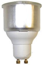 6 X Gu10 11w ahorro de energía bombillas Blanco fresco £ 27,99 presentó
