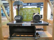 Vacuum Unit NEW 2HP 1 Phase Mod# 2002-2-13-20-8 Complete Package