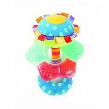 Manhattan Toys Woobles Baby Water Teether Toy with labels