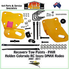 ROADSAFE 4WD Tow Points Heavy Duty Rated suit Isuzu DMAX 2007-2011