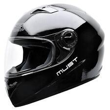 Casco moto integral NZI MUST II BLACK talla M