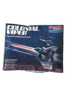 Monogram Colonial Viper Model Kit