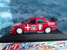 1/43 Minichamps   Alfa romeo 155  V6 TI DTM '94