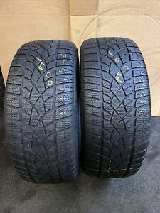 245 45 R 19 102V M+S XL Dunlop Sp Winter Sport 3D Run Flat DSST * Rsc 2x Tyres