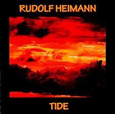 CD NEU Rudolf Heimann TIDE New Age Electronic Tip  Instrumental