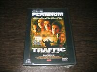 Traffic DVD Michael Douglas Don Cheadle Benicio Del Toro Sigillata Nuovo