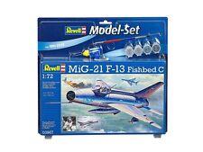 REVELL 63967 Model Set mig-21 f-13 FISHBED