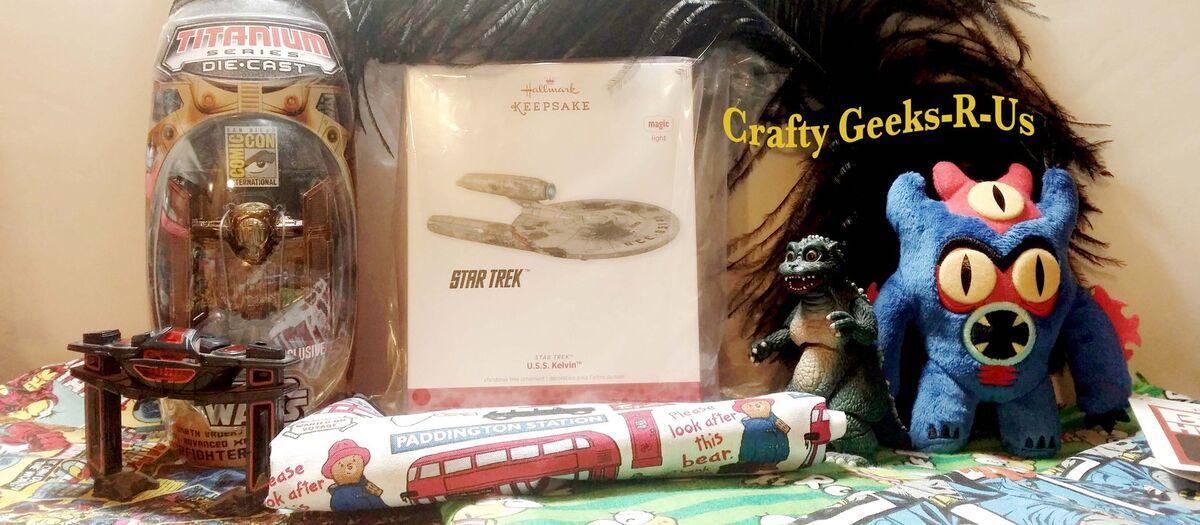 Crafty Geeks-R-Us