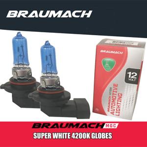Headlight Bulbs Globes For Mazda 3 BK Sedan 2.0 2006-2009