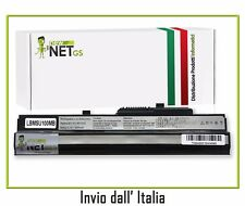 BATTERIA PER LG BTY-S12 TX2-RTL8187SE MSI Wind U90 Serie  LG X110 Series 0584