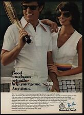 1974 SONY KV-1722 Trinitron TV - Television - The Beauty Of One Gun - VINTAGE AD