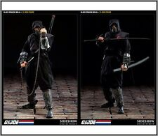 Sideshow G.I. Joe Black Dragon Ninja Cobra