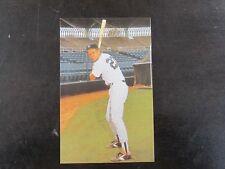 1985 Tcma New York Yankees Butch Wynegar Postcard