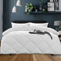Hotel Quality Duvet 4.5 10.5 13.5 Tog Quilt Single Double King Size Bedding Set