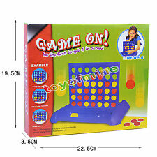 New Connect 4 In A Row Four In A Line Board Game Family Fun Take On Trips Fab