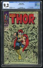 Thor #154 CGC 9.2 WHITE Pages (Marvel 7/68) 1st appearance of Mangog