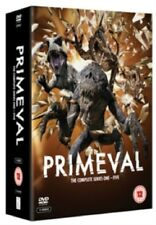 Primeval Season 1 2 3 4 5 Series One Two Three Four Five New DVD Box Set