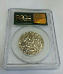 1964 Half  US Dollar Kennedy * PCGS* PR 68 * 90% Silver