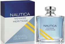 Voyage Heritage by Nautica cologne for men EDT 3.3 / 3.4 oz New In Box