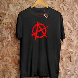 Anarchy Premium Disobey UK Anonymous Resist Punk Unisex T-Shirt S-5XL