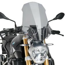 BMW R 1200 R 2015 > CUPOLINO PUIG FUMÉ CHIARO NAKED TOURING PARABREZZA