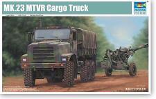 1/35 Brand-new Trumpeter 01011 U.S. Mk.23 MTVR Cargo Truck