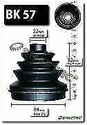 Shaftec BK57 CV Boot Kit