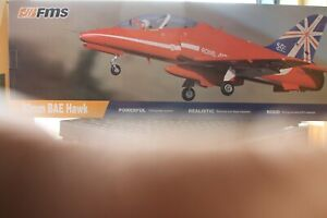 FMS BAE Hawk 80mm PNP EDF Jet Airplane (1042mm) [FMM099P2] Last one in stock