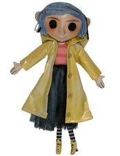 """Coraline - 10"""" Coraline's Doll Poseable Replica - NECA"""