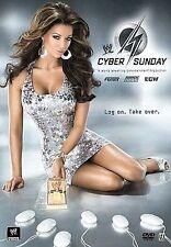 WWE: Cyber Sunday 2007, Acceptable DVD, Undertaker, Shawn Michaels, Randy Orton,
