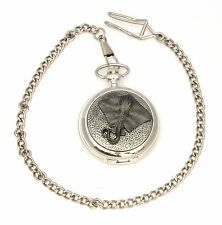 Stingray KR Style Pocket Watch Gift Boxed With FREE ENGRAVING Sealife Gift